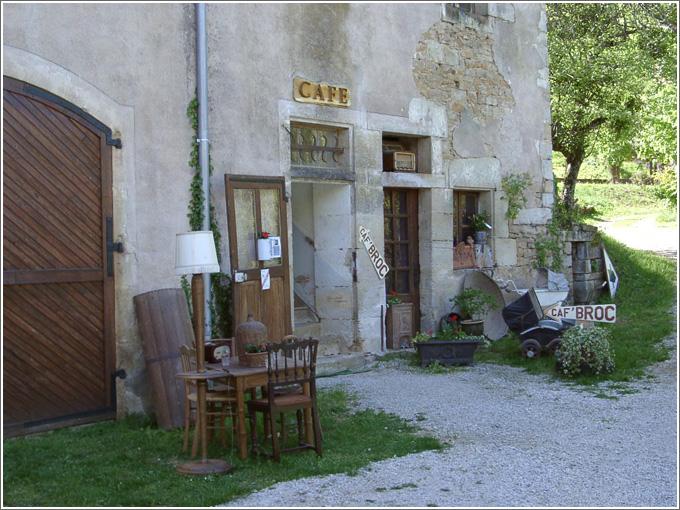 Cafe brocante - Brocante chateau du loir ...